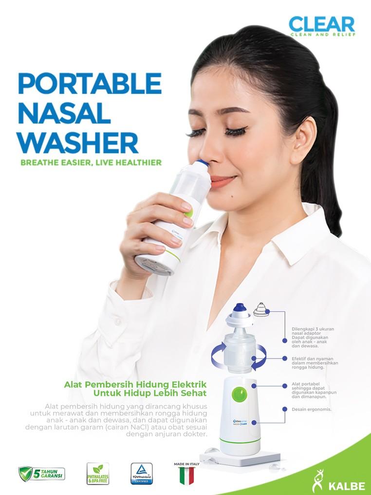 Banner Elvasense Nasal Washer